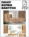 Bomba nábytok masív PDF