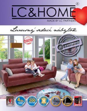 LC Partners modulové sedačky