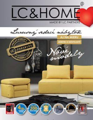 LC Partners sedačky novinky