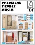 Meuble nábytok Predsiene Akcia PDF