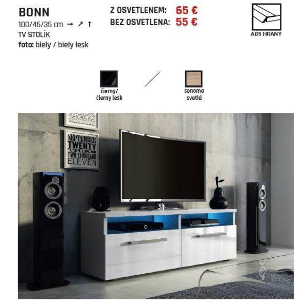 TV Stolík Bonn