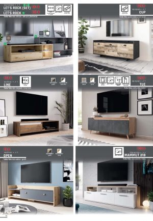 WIPMEB 10 TV Stolíky 1
