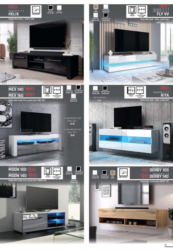 WIPMEB 10 TV Stolíky 2