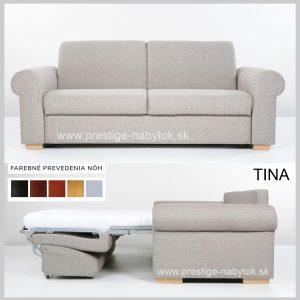 Tina sedacia súprava rozkladacia