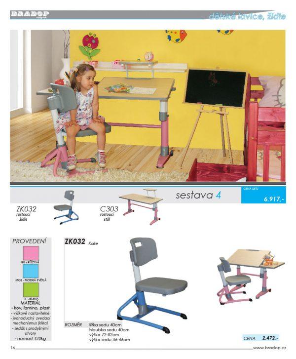 Bradop Detský nábytok 18