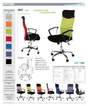 Bradop Kancelárske stoličky 05