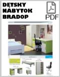 Detský nábytok Bradop Odkaz